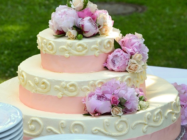 Menù WEDDING CAKE